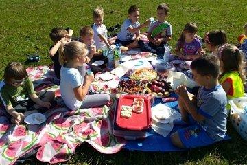 Piknik klasy 1 a