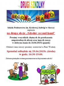 II second hand