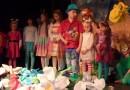 II miejsce w IV Gminnym Przeglądzie Teatrzyków Dziecięcych Teatr i my