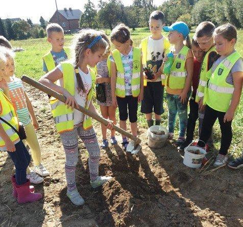 """f368e83ab1f89 Klasa 2c na """"wykopkach"""". – Szkoła Podstawowa im. Królowej Jadwigi w ..."""