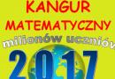Międzynarodowy Konkurs Matematyczny Kangur 2017