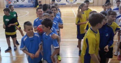 Piłka ręczna chłopców (17.03.2017)