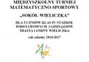 Turniej Matematyczno- Sportowy