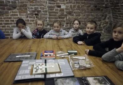 Wycieczka kl. IIb i IIIb do Muzeum Żup Krakowskich w Wieliczce 11.04.2017
