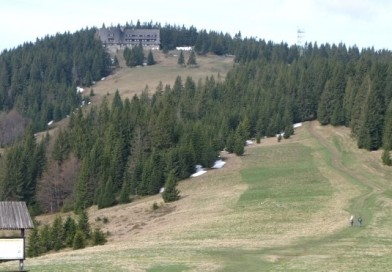 Wycieczka na Turbacz (1310 m n.p.m.)