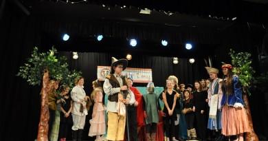 """Gminny Przegląd Teatralny """"Teatr i my"""" 12.04.2017"""
