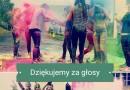 Kolorowe Boiska- Wyniki!!!