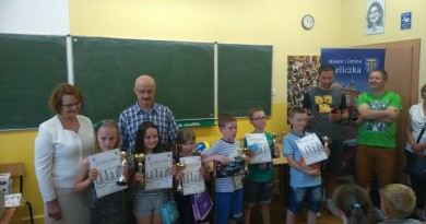 Mistrzostwa Wieliczki w Szachach