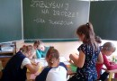 Odblaskowa szkoła – zajęcia na świetlicy