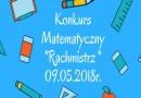 Wyniki Rachmistrza Gminnego 2017/18