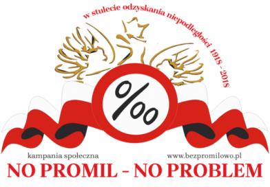 Kampania Społeczna No Promil No Problem