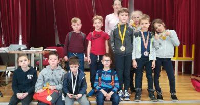 Powiatowa Liga Szkolna- turniej 1