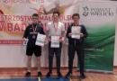 Mistrzostwa Małopolski w Badmintonie – III miejsce naszego ucznia