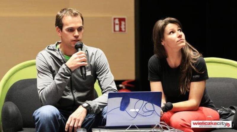 Spotkanie z podróżnikami Agatą Klewar i Michałem Ciszewskim