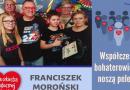Franciszek Moroński – wolontariusz WOŚP