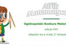 Alfik matematyczny 2019