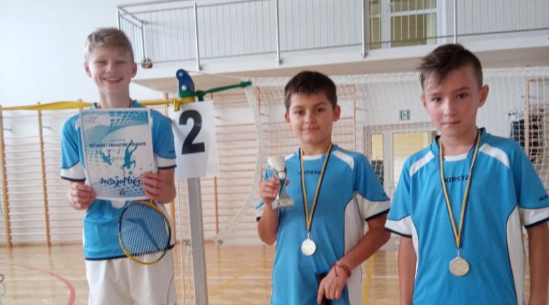Świetny Występ okraszony wielkim sukcesem, SP Siercza = Badminton!!!