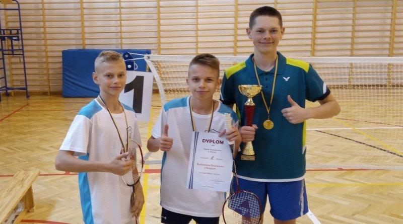 Drużynowe Zwycięstwo Naszej Reprezentacji w Badmintona