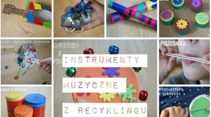 Wystawa instrumentów niekonwencjonalnych…i wszystko gra!