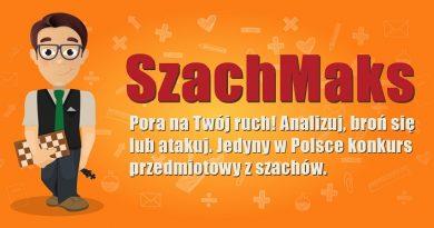 SzachMaks- internetowy konkurs szachowy