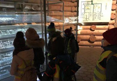 Od kopacza do górnika – klasa 3a zwiedza Muzeum Żup Krakowskich