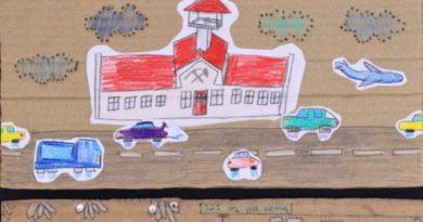 Finałowe Głosowanie na pracę ucznia klasy IIIb Szkoły Podstawowej im. Królowej Jadwigi w Sierczy